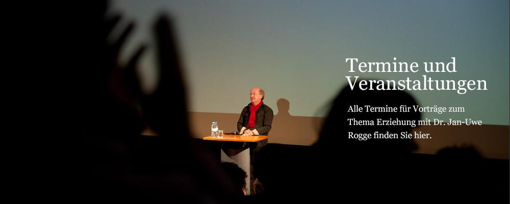 Vorträge Erziehung Jan Uwe Roge
