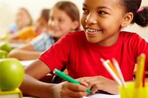 Erziehung Schulkinder